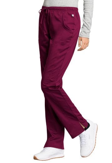 *WW235ABT TALL Women's Mid Rise Drawstring Pant (8 Colours)