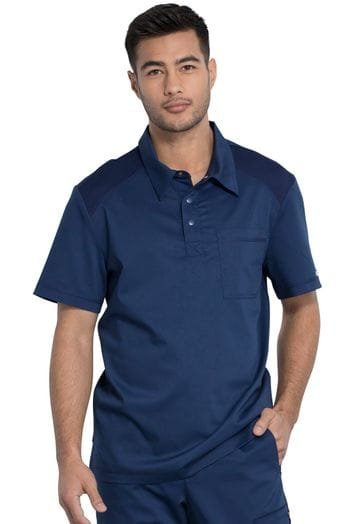 *WW615 Men's Polo Shirt in Navy