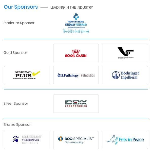 2020 VSS Conference Sponsors