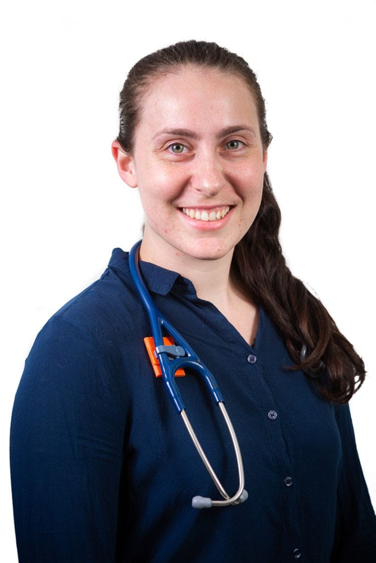 Dr Gemma Spinoglio | Resident Small Animal Internal Medicine | VSS