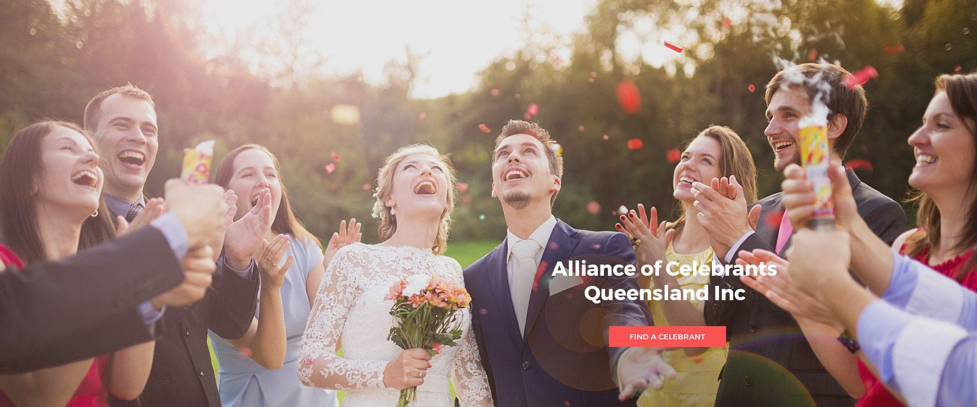 Alliance of Celebrants QLD Member Directory