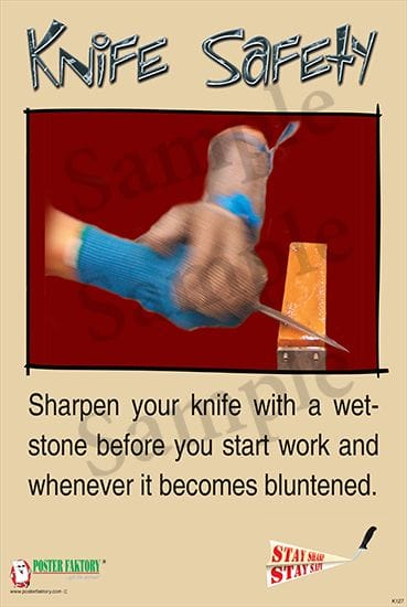Hand Tool Safety Posters