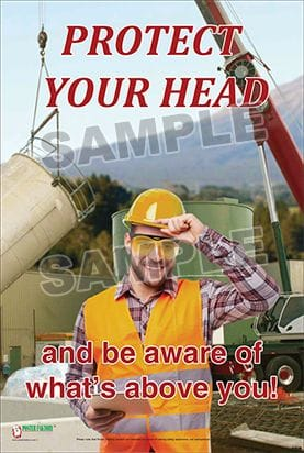 Cranes & Lifting Safety Posters