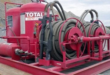 How Total Fire Solutions do it