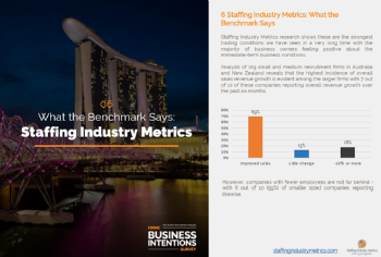 Staffing industry survey results are in