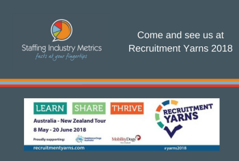 Recruitment Yarns 2018