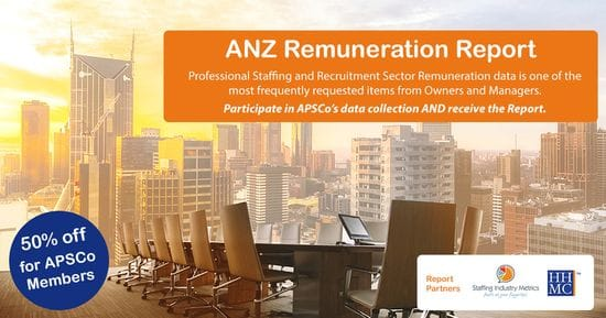 APSCo 2018 Remuneration Survey