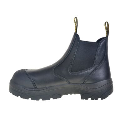 Wide Load Work Boots | 490BPO work boot | Steel cap Safety boot