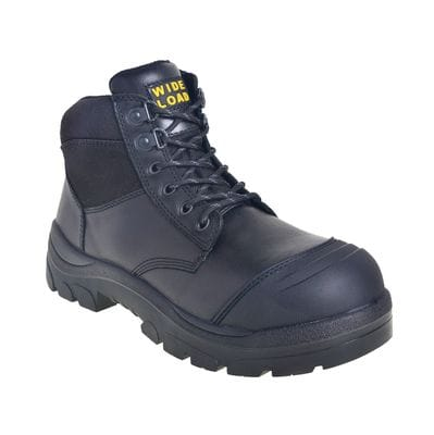 Wide Load Work Boots | 690BZ Work Boot | Steel Cap Boot | Safety Boot