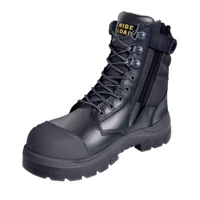Wide Load Work Boots | 890BZ Work Boot | Steel Cap Boot | Safety Boot