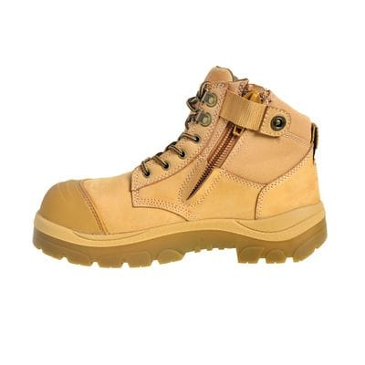Wide Load Work Boots | 690WZ Work Boot | Steel Cap Boot | Safety Boots