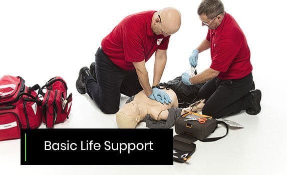 Basic Life Support (Formally HCP)