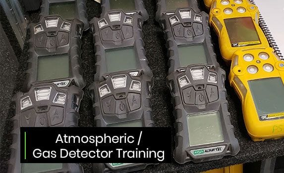 Gas Detector User Training