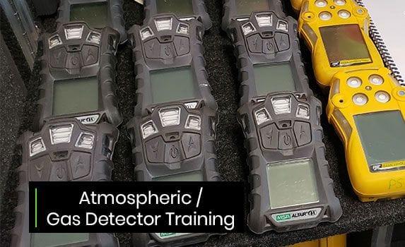 Gas Detector User Training