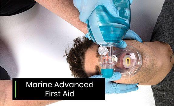 Marine Advanced First Aid 31hrs
