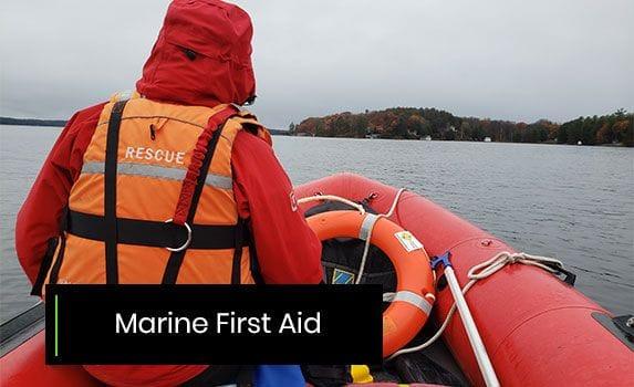 Marine First Aid 16hrs