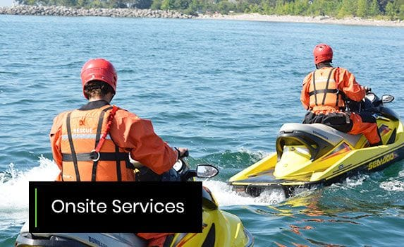Onsite Services