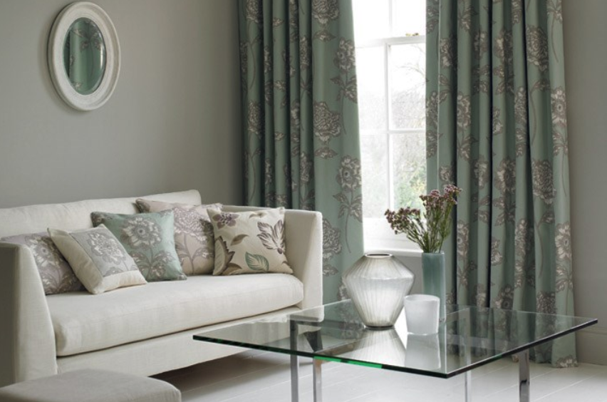 A home with some of our curtains near Deepdene