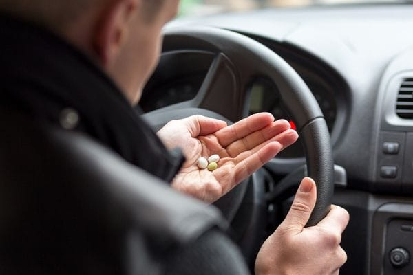 Image of handcuffs - fight the charges of Impaired by Drugs and driving