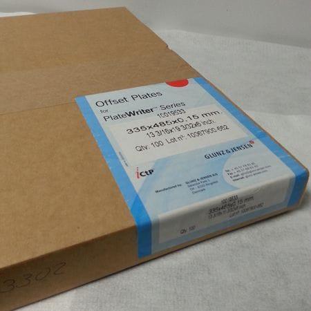 CTP Supplies