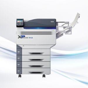 OKI CMYK + White Printers