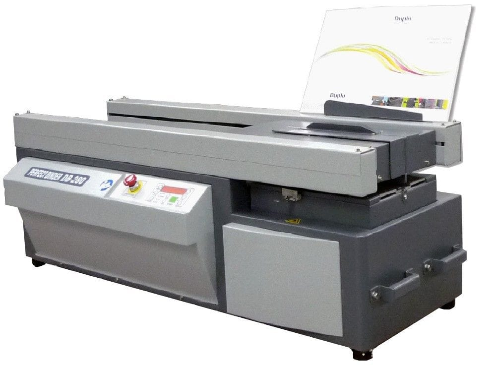DUPLO DB-290 PERFECT BINDER