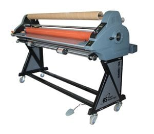 """Royal Sovereign RSC 1402CW 55"""" Cold Roll Laminator with Wind Up"""