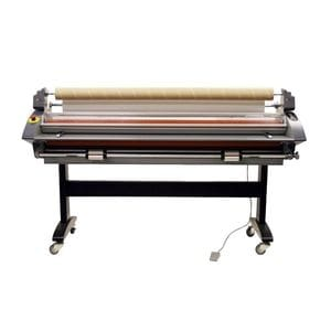 "Royal Sovereign RSC 1651LSH 65"" Cold Roll Laminator (Heat Assist)"