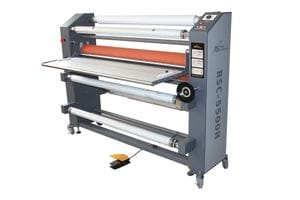"Royal Sovereign RSC 5500H 55"" Cold Roll Laminator  with Heat Assist"