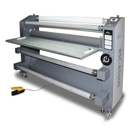 "Royal Sovereign RSC 6500h 65"" Heat Assist Wide Format Laminator"