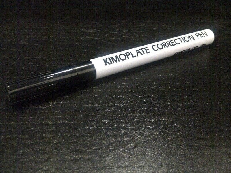 Kimoto Deletion Pen