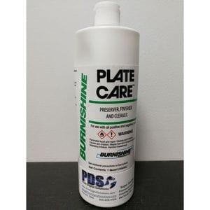 PLATE CARE