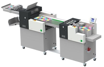 Touchline CP375 Duo CREASER PERFORATOR with TCF 375 FOLDER