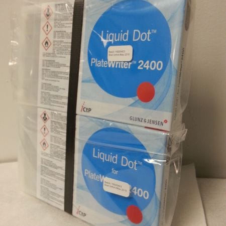 PlateWriter 2400 - Liquid Dot 5 & 6