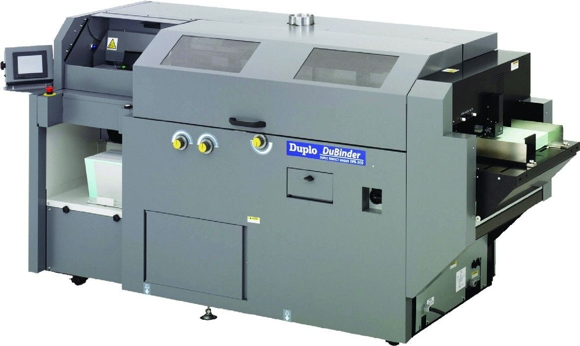 DUPLO DPB-500 PERFECT BINDER