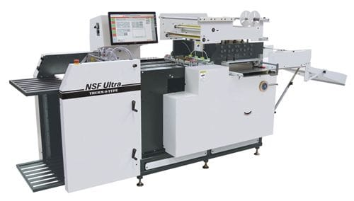 NSF Ultra Die Cutting Equipment