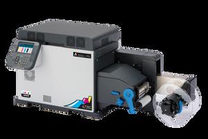 Afinia LT5C CMYK + White Colour Label Printer
