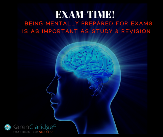 Here's 5 ways for Students to be in their Optimum Headspace for Study & Exams