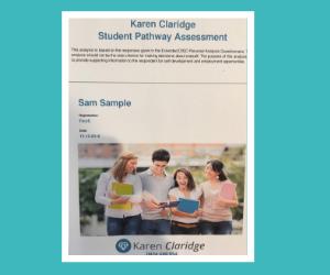 Student pathway profile assessment | Karen Claridge | Coaching for Success