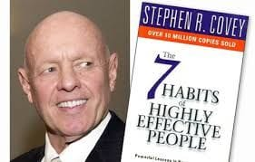 Seven Habits of Highly Effective People with Steven Covey