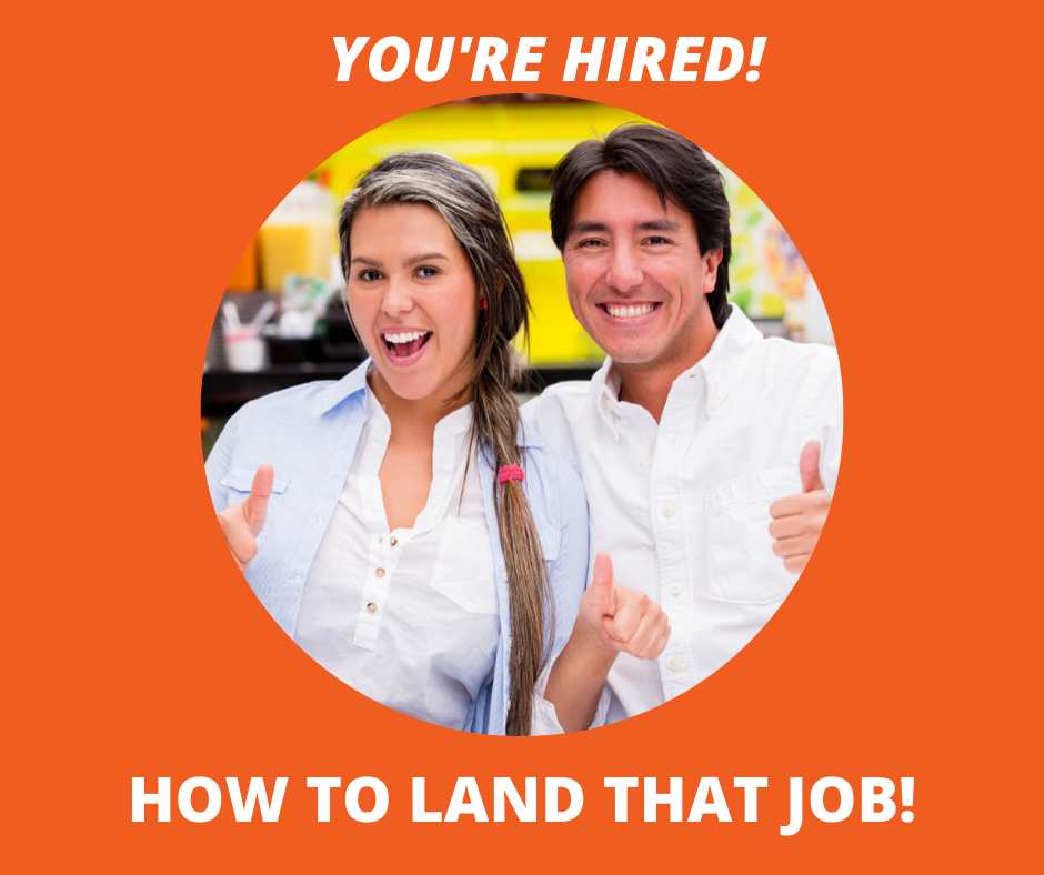 Land That Job | Private Student Coaching Perth | Karen Claridge