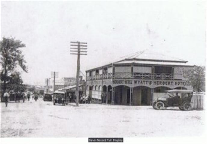 Herbert Hotel | History