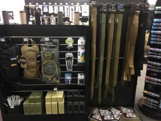 Blackdoor tactical Store Showroom