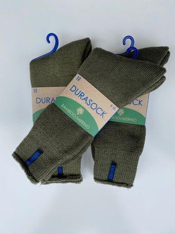 Durasock Triple Pack (Bamboo / Merino)