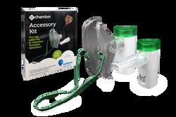 e-chamber Portable Nebuliser Accessory Kit