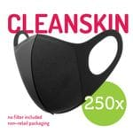 Suregard   CLEAN SKIN Unvalved Reusable Personal Protective Mask (250 Packs)