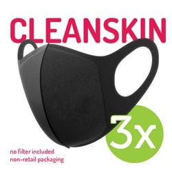 Suregard | CLEAN SKIN Unvalved Reusable Personal Protective Mask (3 Packs)