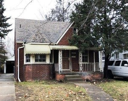 15503 Edmore Dr Detroit MI 48205  | Cashflow Positive | cash positive investments | positive cash flow investments | why invest in detroit