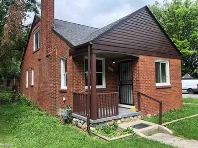 6015 Radnor St Detroit MI 48224 | Cashflow Positive | cash positive investments | positive cash flow investments | why invest in detroit