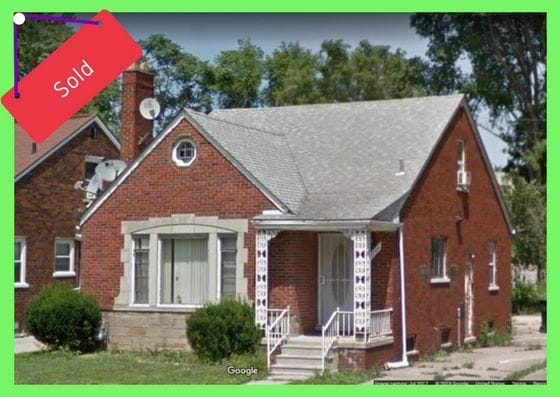 10733 E Outer Drive, MI | Can I Invest | cash positive investments | positive cash flow investments | why invest in detroit